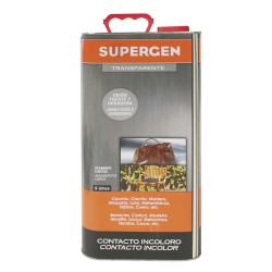 Pegamento Supergen Incoloro 5 Litros