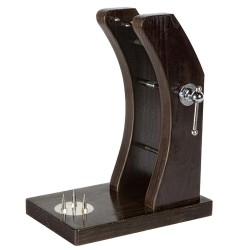 Reducción Estufa Vitrificado Color Negro de 120 a 100 mm.