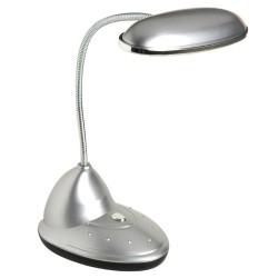 """Placa Adhesiva """"No Fumar"""" Acero Inoxidable Ø 7 cm."""