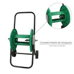 """Placa Adhesiva Baño """"Mujer / Hombre"""" Acero Inoxidable Ø 7 cm."""