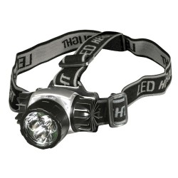 Frontal Led 3 Cabeza