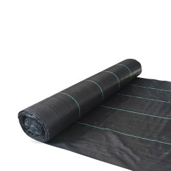 Malla Antihierbas (Rollo 1,55x100 Metros)110 gr/m2