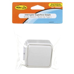Interruptor Oryx Superficie Simple