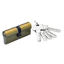 Cuerda Trenzada Polipropileno Blanca / Verde (Madeja 10 m.)