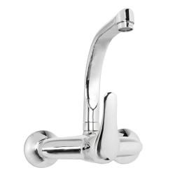 """Numero Latón """"4"""" 10 cm. con Tornilleria Oculta (Blister 1 Pieza)"""