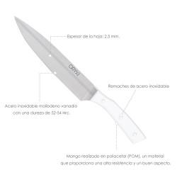 Cerradura Lince 5124A-BO/100 Izquierda