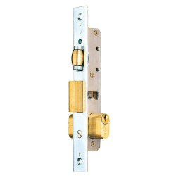 Cerradura Lince 5551 Aluminio   14 mm.